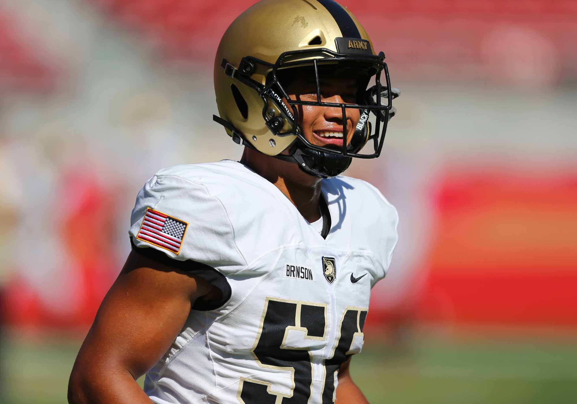 Army stark contrast to players skipping bowls